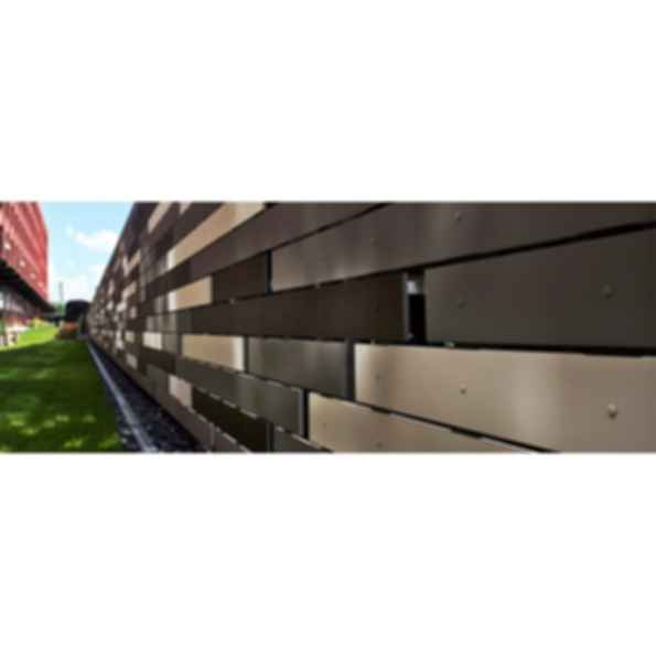 Swisspearl Linearis Façade Panel Strips
