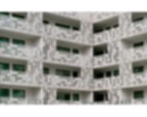 Cast 3D Facade Panels