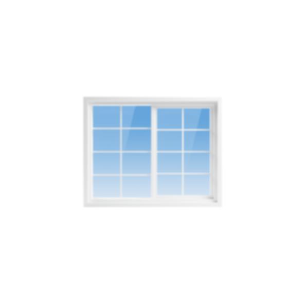 2 Lite Slider Window