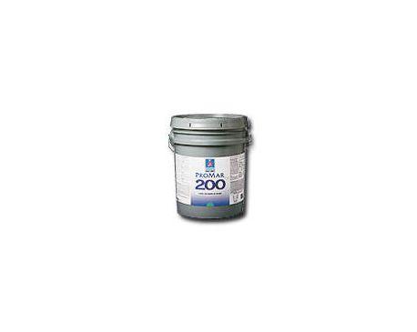 Promar 200 Int Latex Semi Gloss By Sherwin Williams