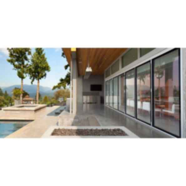 NanaWall Folding Glass Wall Systems