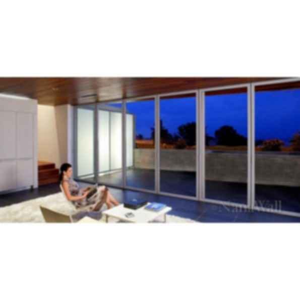 Single Track Sliding Systems by NanaWall