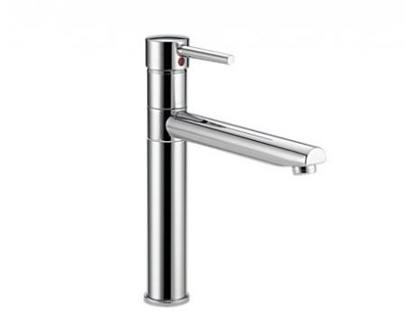 Delta Single Handle Kitchen Faucet Length Of Lever Handle