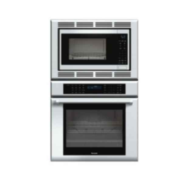 30 inch Masterpiece® Series Combination Oven with professional handle MEDMC301JP