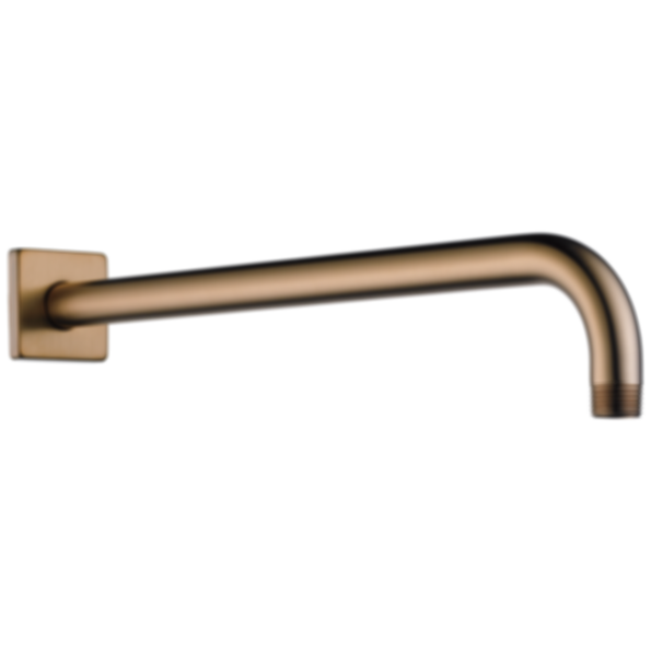 """Euro 16"""" Shower Arm and Flange RP71650"""