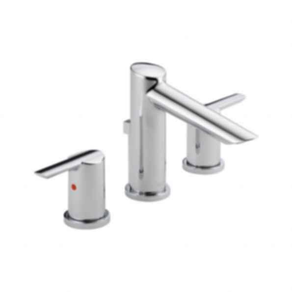 COMPEL Widespread Bath Faucet w/ metal pop-up