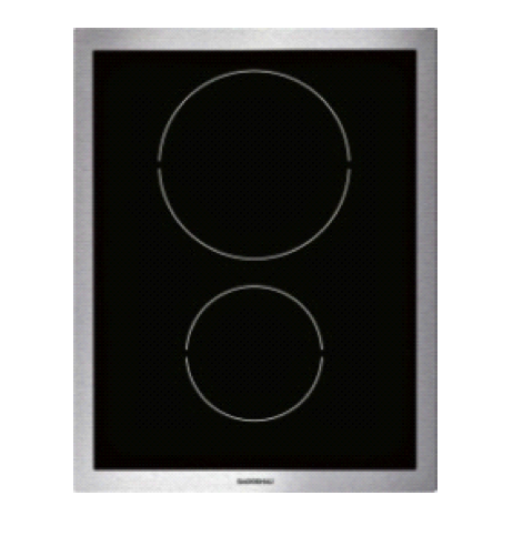 Gaggenau induction cooktop vi424 vi424610 for High end induction range