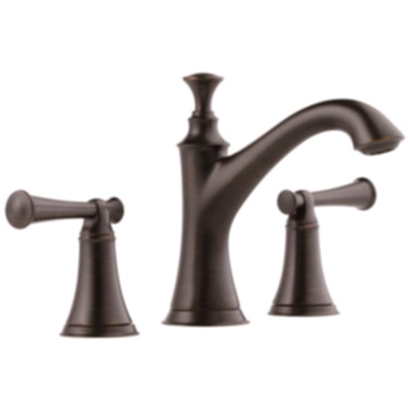 Baliza® Widespread Lavatory Faucet - Less Handles 65305LF-PCLHP--HX505-PC