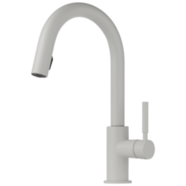 Solna 174 Single Handle Pull Down Kitchen Faucet 63020lf