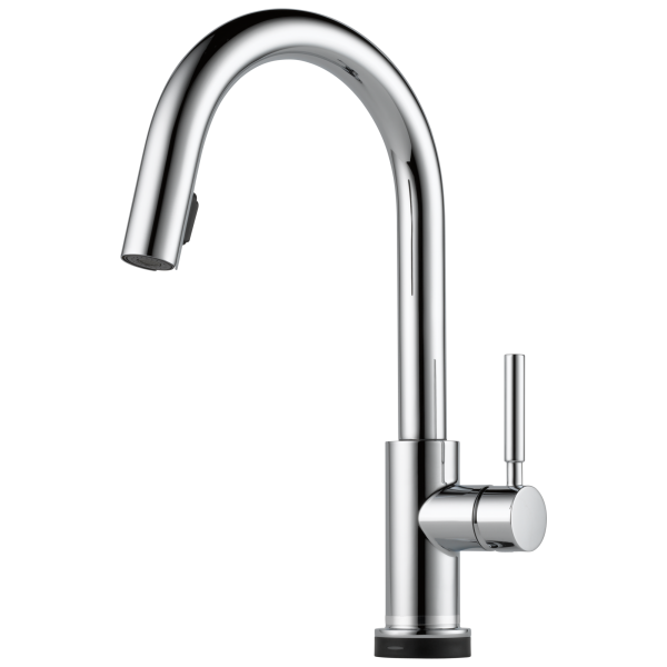 Solna 174 Single Handle Single Hole Pull Down Kitchen Faucet