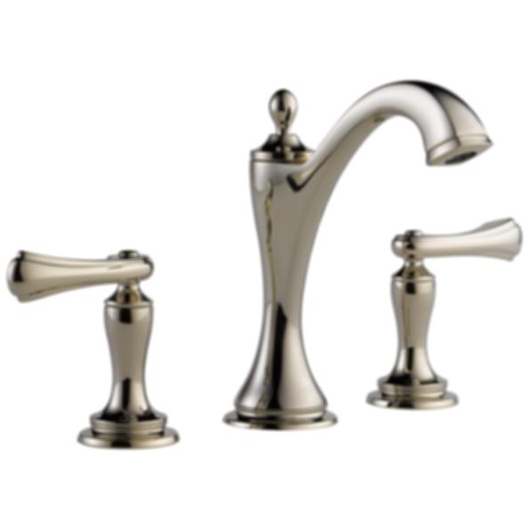 Charlotte® Widespread Lavatory Faucet - Less Handles 65385LF-PCLHP--HL5385-PC