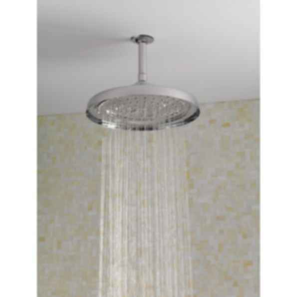 """Brizo 6"""" Ceiling Mount Shower Arm and Flange RP48985"""