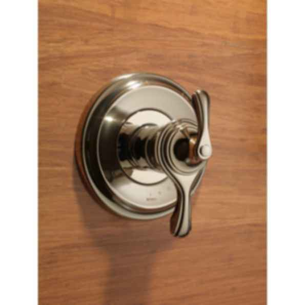Charlotte® TempAssure® Thermostatic Valve Trim T60085