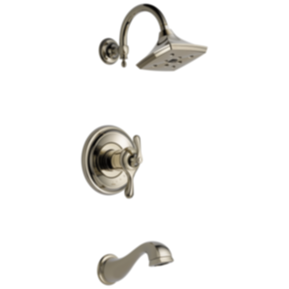 Charlotte® TempAssure® Thermostatic Tub/Shower Fixtures T60485