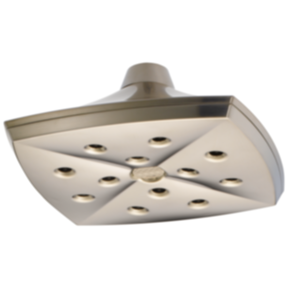 Charlotte® Ceiling Mount Raincan Showerhead with H2OKinetic® Technology 81385