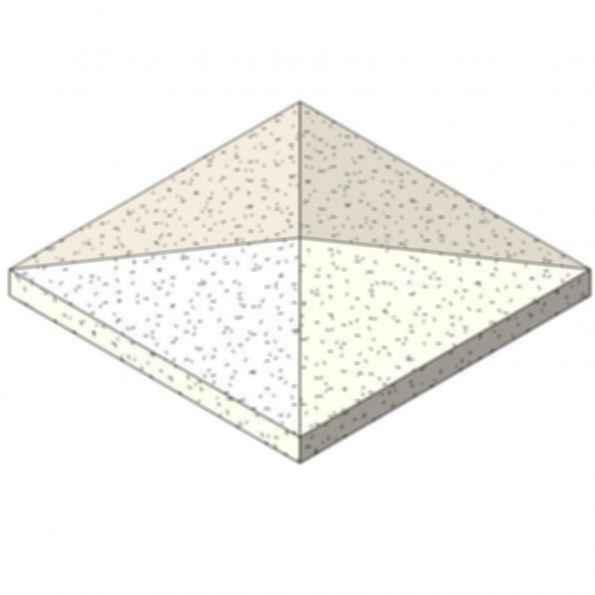 PyramidCap stone Daltile