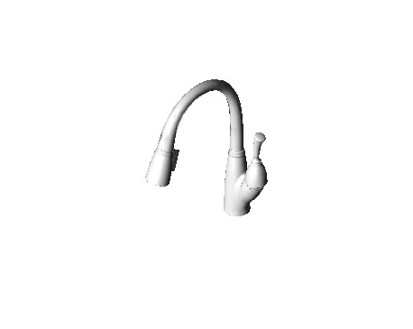 allora pull down kitchen faucet brass body chrome finish delta 989 dst allora single handle pull down kitchen
