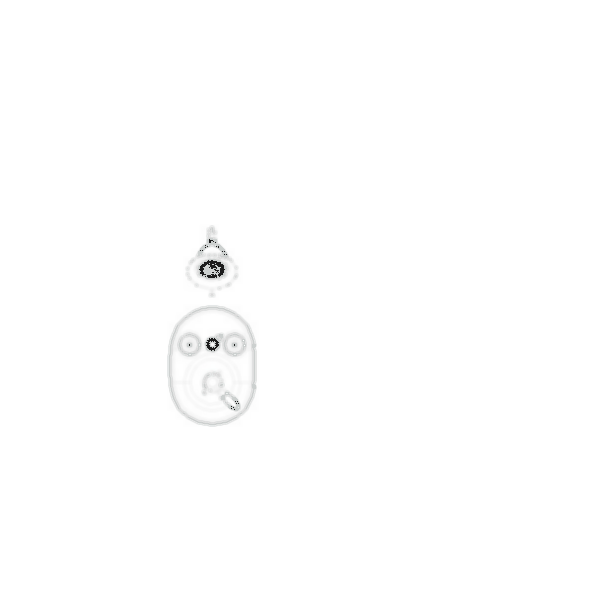 Shower Faucet Trim, Victorian®, Shower Only, Brilliance® Pearl Nickel Finish, Single Handle
