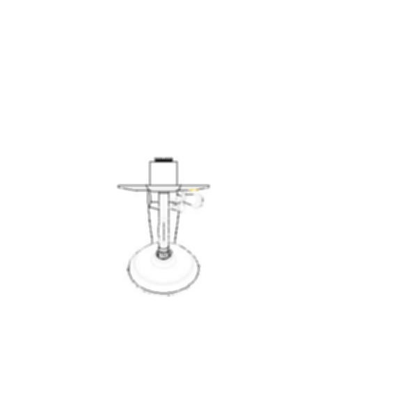 Tub and Shower Faucet Trim, Lockwood™ Series, Brass Body, Chrome Finish, Single Handle