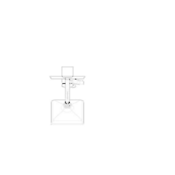 Shower Faucet Trim withVolume Control, Dryden™ Bath Collection, Shower Only