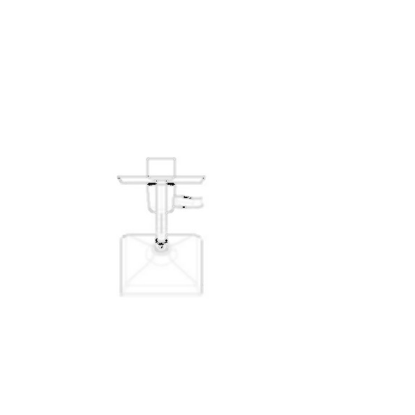 Pressure Balanced Shower Faucet Trim, Dryden™ Bath Collection, Shower Only,Chrome Finish