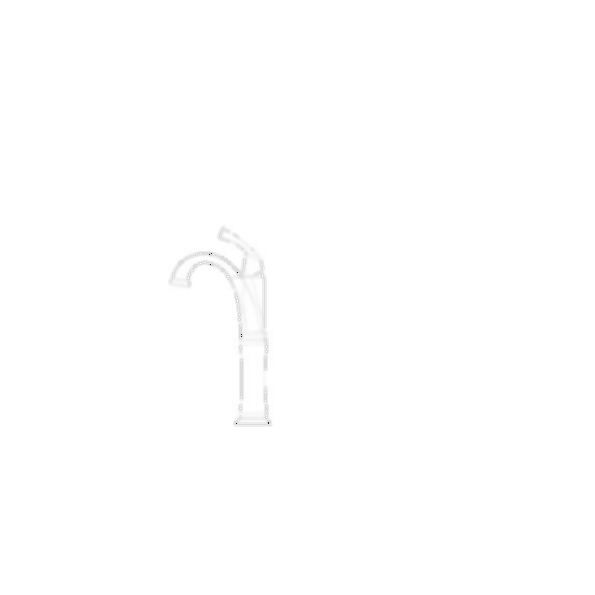 Lavatory Faucet, Dryden™ Collection, Brass Body, Chrome Finish