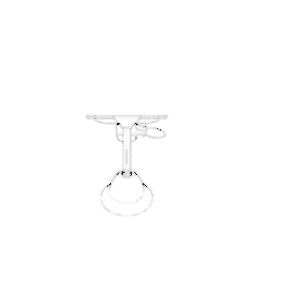 Shower Faucet Trim, Victorian® Shower Only, Brass Body, Brilliance® Pearl Nickel Finish