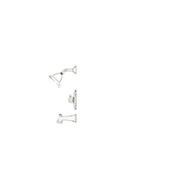 Scald-Guard Tub & Shower Trim w/Vol. Control, Chrome or Polished Brass Finish