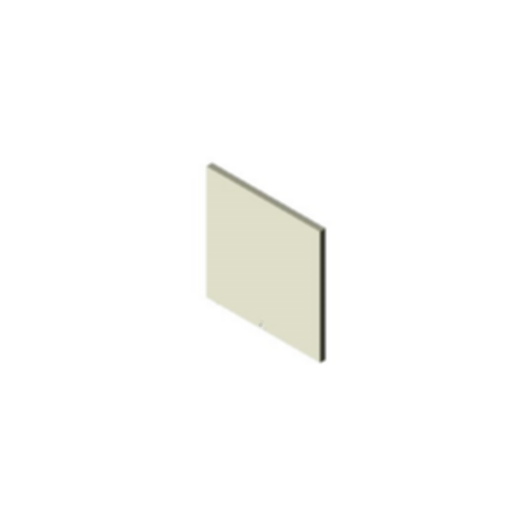 Scald-Guard Shower Trim, Brilliance® Stainless Steel Finish