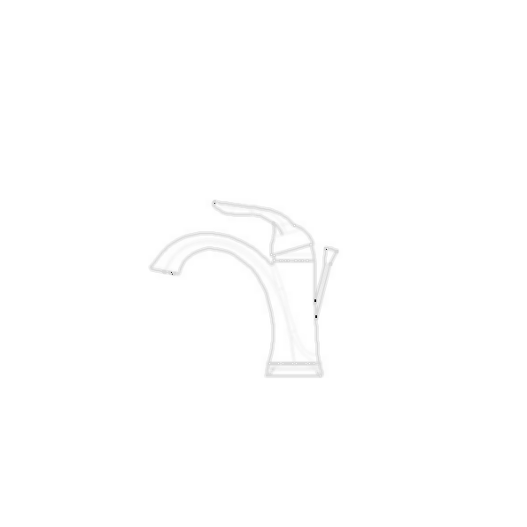 Single Handle Centerset Bath Faucet, Aged Pewter Finish