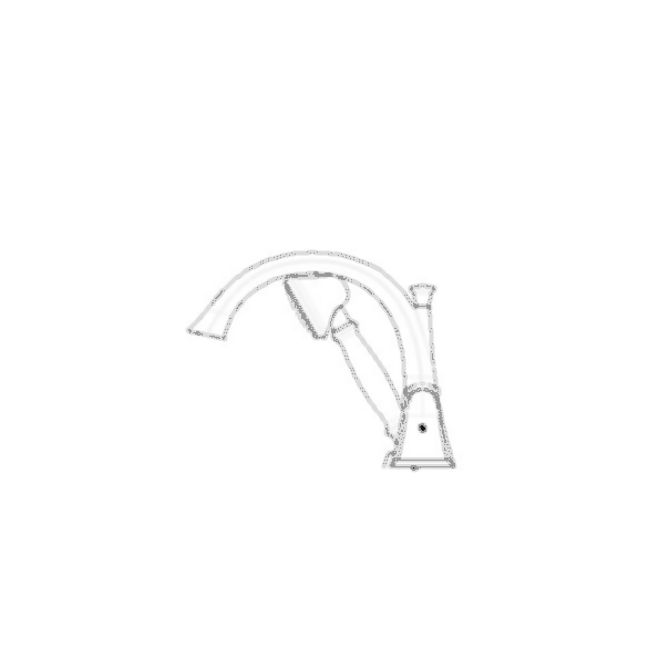 Two Handle Roman Tub Trim w/Hand Shower, Aged Pewter Finish