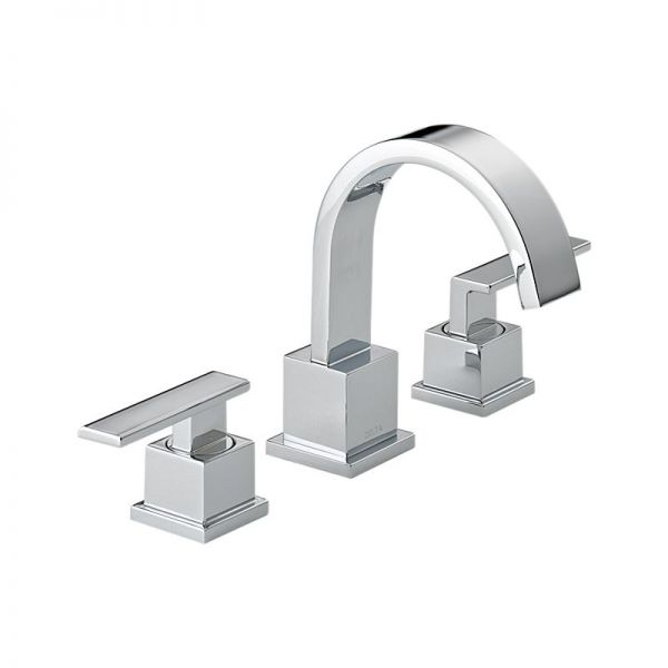 Vero Collection Two Handle Widespread Lavatory Faucet