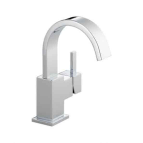 Vero™ Single-Handle Centerset Lavatory Faucet, 1Hole Installation, Polished Chrome