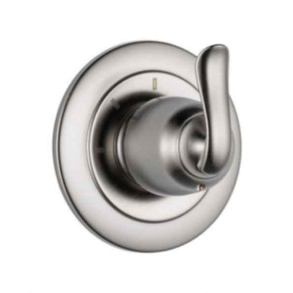 Linden™ Collection Three Function Diverter Trim Two Individual Positions Brilliance Stainless