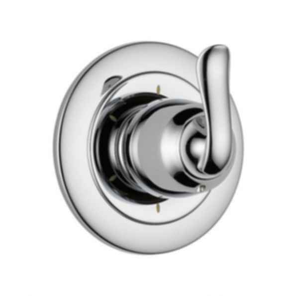 Linden™ Collection Six Function Diverter Trim Three Individual Positions Polished Chrome