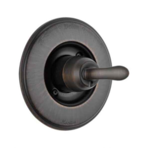 Linden™ Collection Valve Trim Monitor 14 Series Mixing Valve Single Handle Venetian Bronze