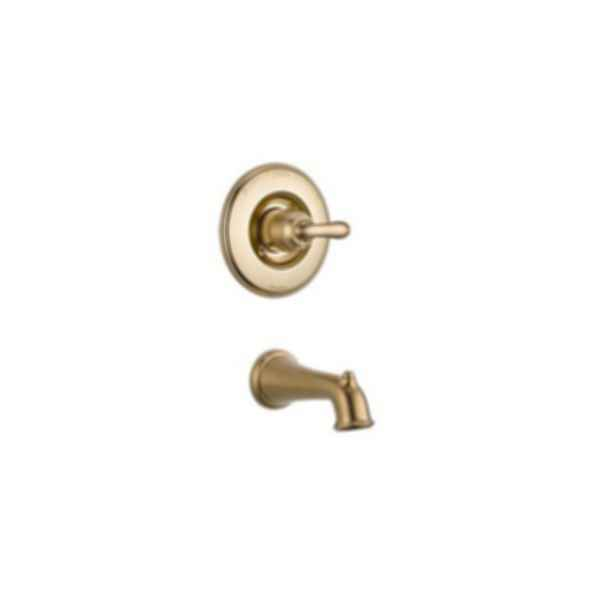 Linden™ Collection Tub Trim Monitor 14 Mixing Valve Single Handle Champagne Bronze