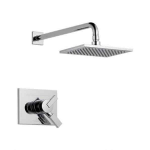 Vero™ CollectionShower Trim, Monitor® 17 Series Mixing Valve, Single Handle,Polished Chrome