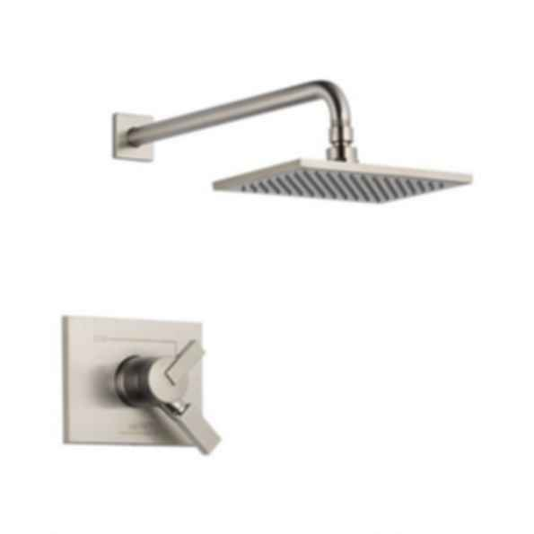 Vero™ CollectionShower Trim, Monitor® 17 Series Mixing Valve, Brilliance® Stainless