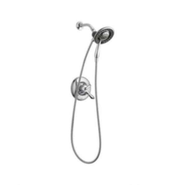 Linden™ Collection Shower Trim Raincan Hand Shower Polished Chrome