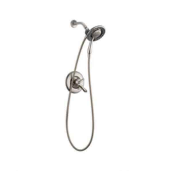 Linden™ Collection Shower Trim Raincan Hand Shower Brilliance Stainless