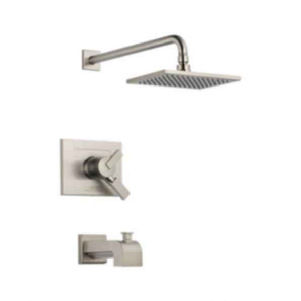 Vero™Tub/Shower Trim, Brilliance® Stainless