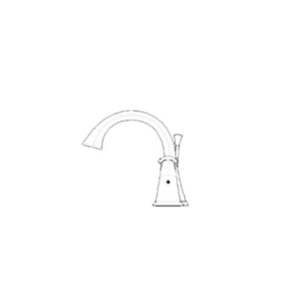 Lahara Two Handle Mini-Widespread Bath Faucet, 3-Hole 4? Installation, Aged Pewter Finish
