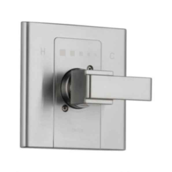 Arzo Monitor® Scald-Guard® Valve Only Trim, Brilliance® Stainless Steel Finish