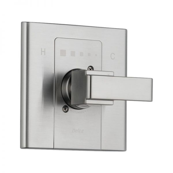 arzo monitor scald guard valve only trim brilliance. Black Bedroom Furniture Sets. Home Design Ideas