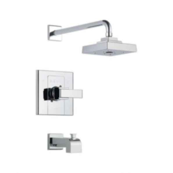 Arzo Monitor® Scald-Guard® Tub & Shower Trim, Chrome Finish