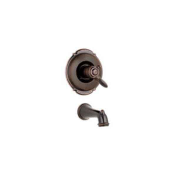 Monitor® Scald-Guard® Tub Trim w/ Volume Control, Venetian® Bronze Finish