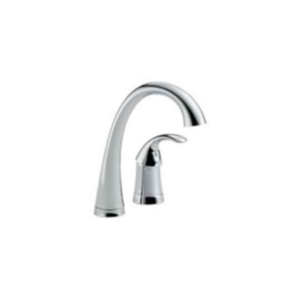 Pilar Single Handle Bar/Prep Faucet 2-hole 4a
