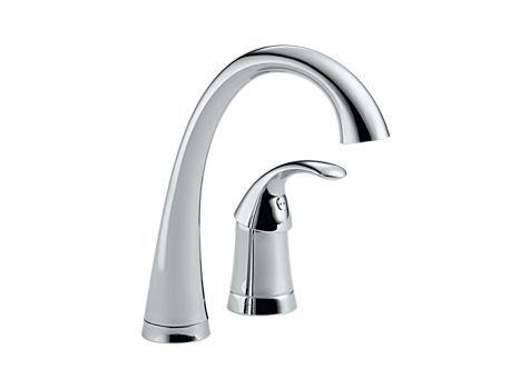 Pilar Single Handle Bar Prep Faucet 2 Hole 4a Modlar Com