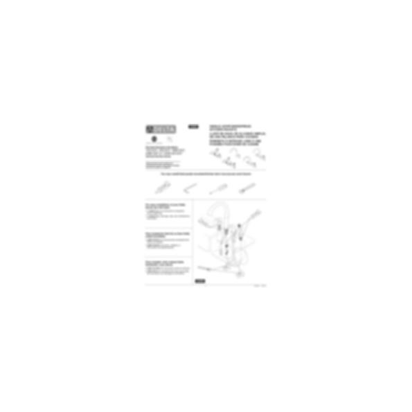 PILAR Single Handle Bar/Prep Faucet